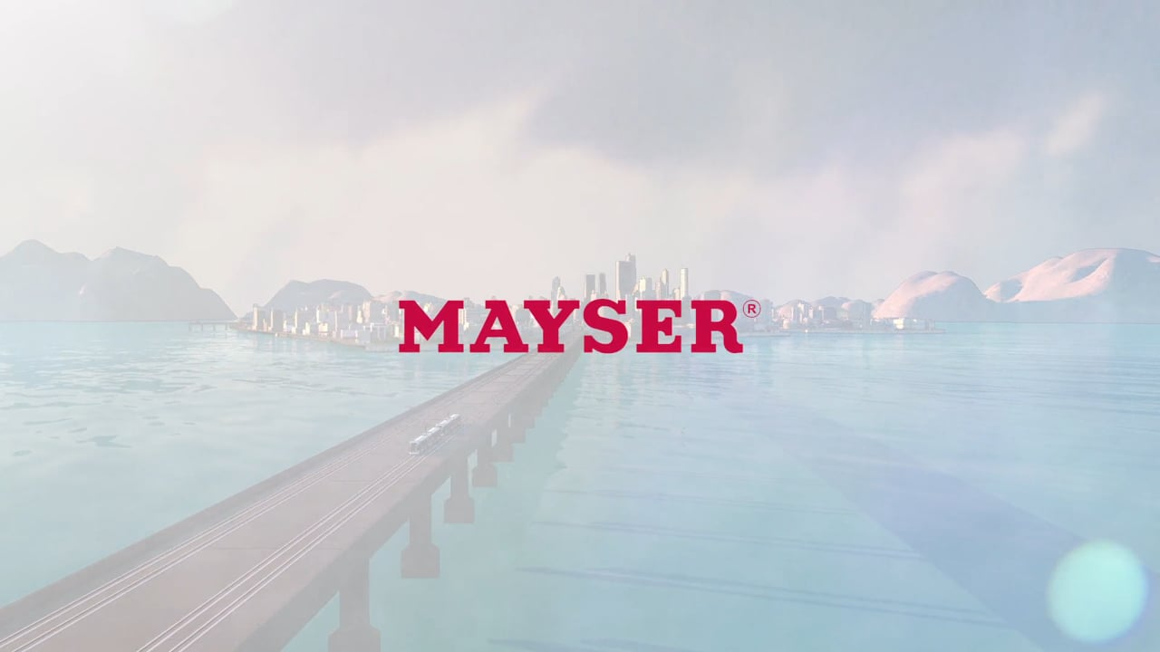 Mayser makes public transport - Imagefilm